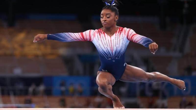 Tokyo 2021 : l'Américaine Simone Biles s'adjuge le bronze pour son retour