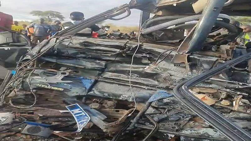 Accident sur la route de Podor : le chauffeur était en train de dormir selon un témoin