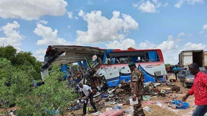 Mali : 37 morts et des blessés graves dans un accident de route (bilan provisoire)