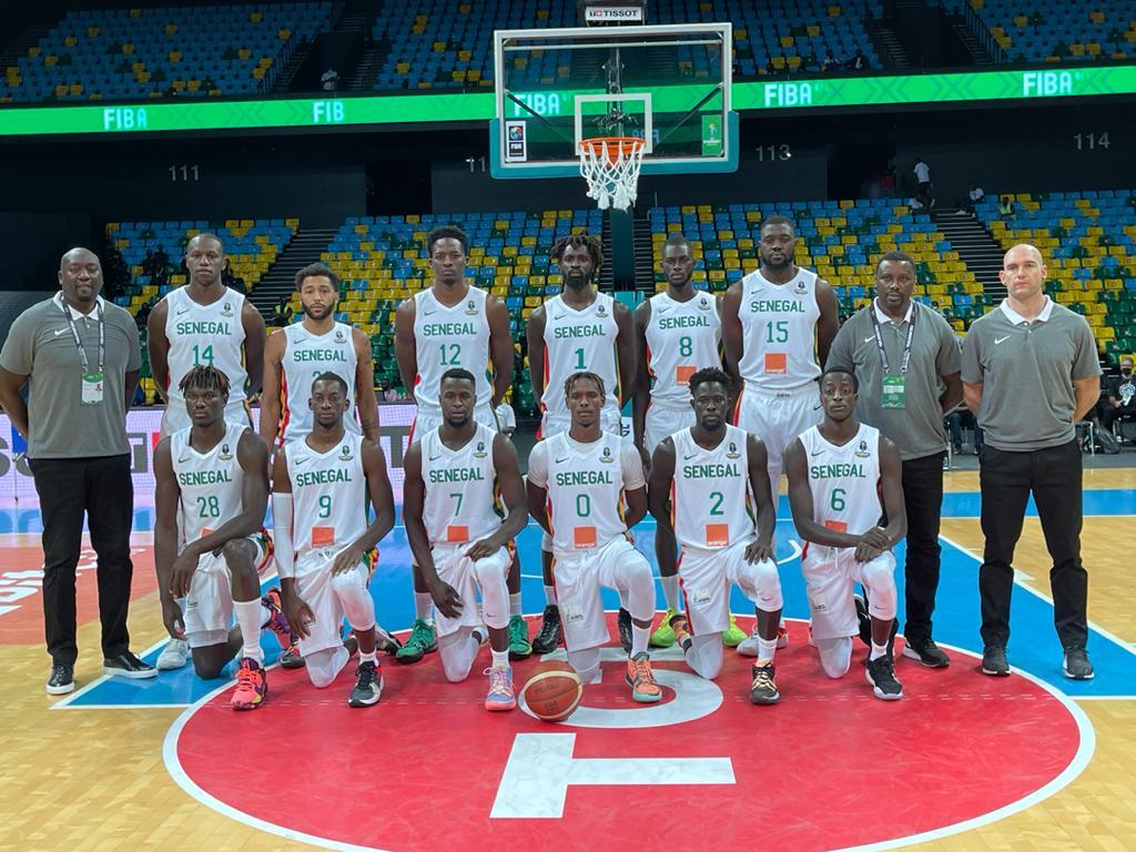 Afrobasket 2021 : focus  sur l'équipe nationale du Sénégal