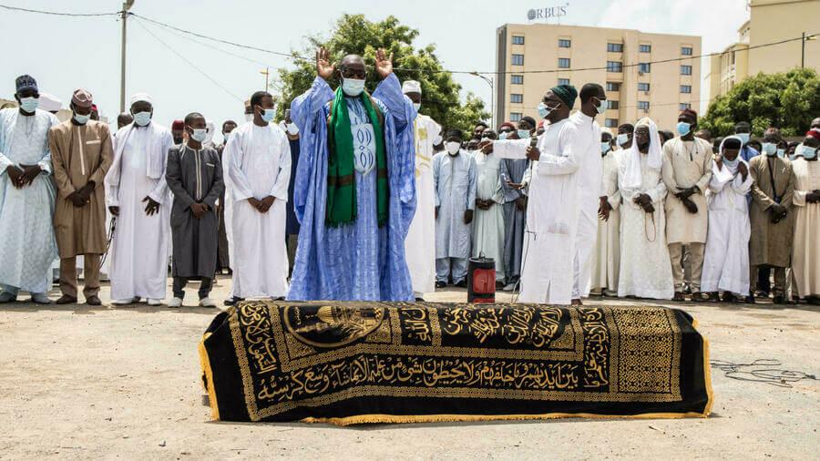 Nécrologie : l'ex-président tchadien Hissène Habré repose désormais à Dakar