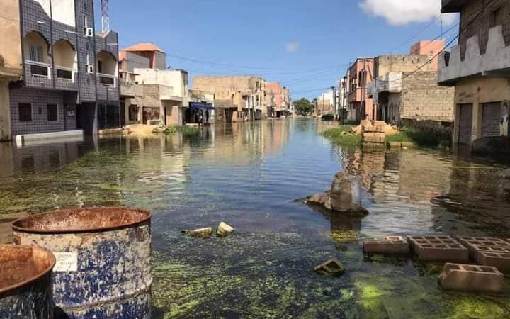 Keur Massar : disparition de 26 électropompes déployées pour les inondations