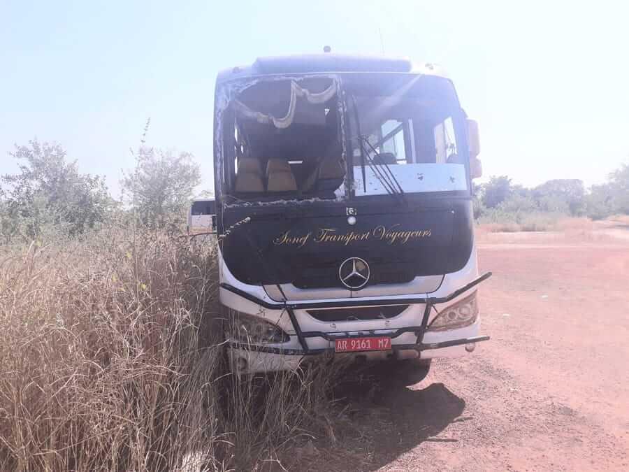 Tambacounda : trois élèves écrasés par un bus