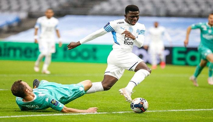 Ligue 1 / OM-Rennes: Bamba Dieng trompe Alfred Gomis (vidéo)