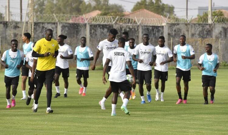 Eliminatoires Mondial 2022: le onze de départ probable de Cissé contre le Togo ce mercredi