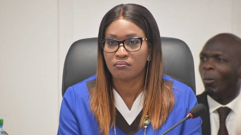 Coalition Yewii Askan Wii : Zahra Iyane Thiam accuse les protagonistes de contrefaçon