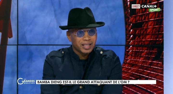 Olympique de Marseille : El Hadj Diouf adoube Bamba Dieng
