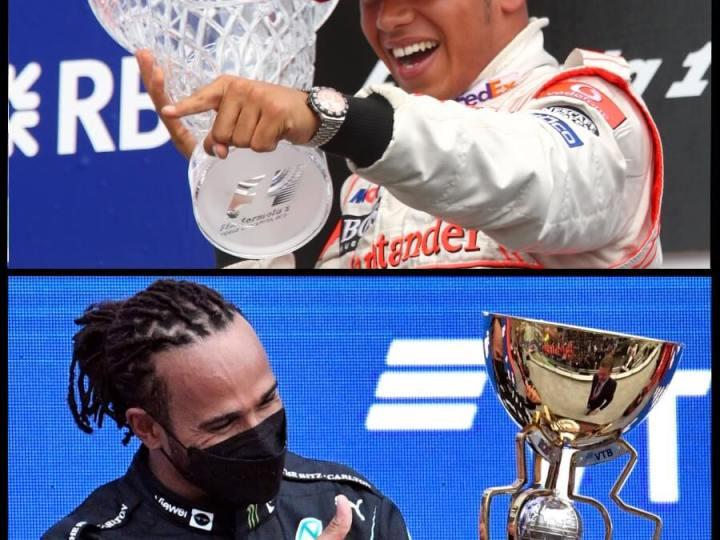 Formule 1 – GP de Russie : La centième victoire de Lewis Hamilton