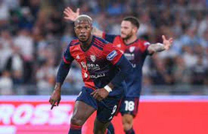 Série A : Diao Keita Baldé marque son premier but avec Cagliari