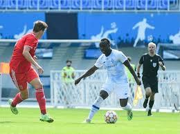UEFA Youth League : Samba Diallo déja meilleur buteur après deux journées