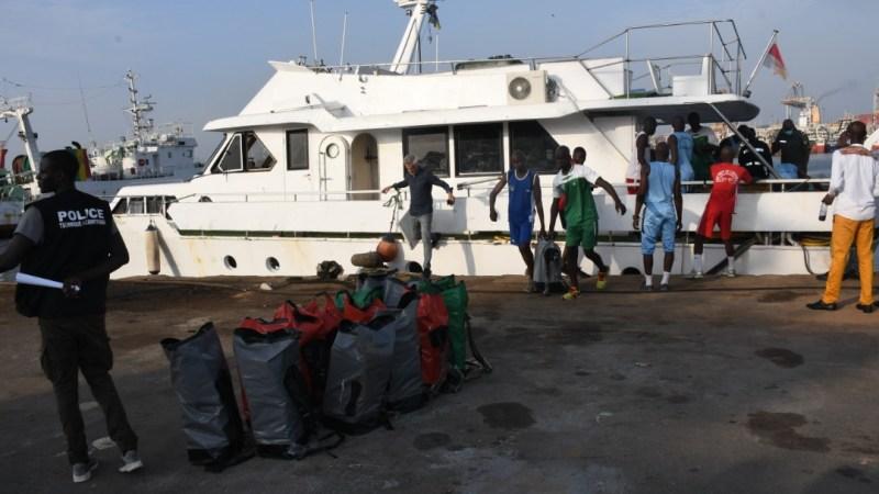 Marine sénégalaise : 2026 kg de cocaïne saisis, les identités des 5 présumés dealers révélées