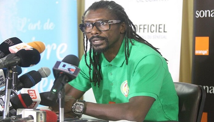 Namibie-Sénegal : les «Lions» évoluant en Premier League seront de la partie