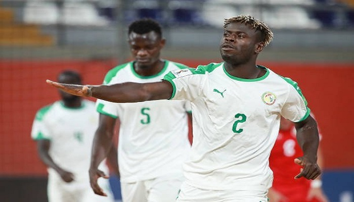 Beach Soccer : Jean Ninou Diatta et Babacar Fall pardonnés par la FSF