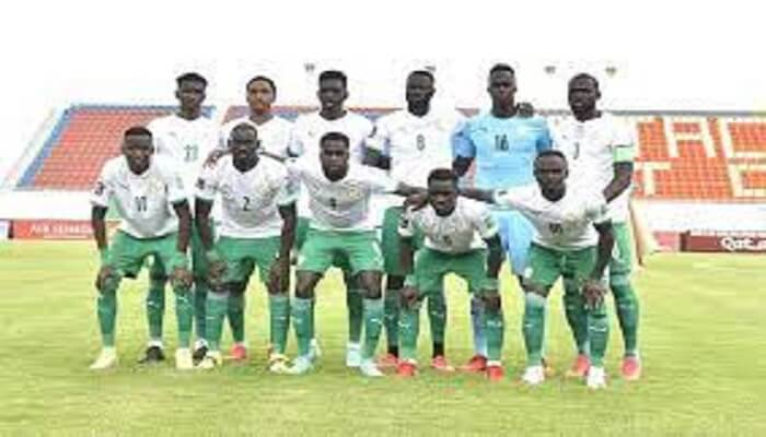 Suivez le match Namibie vs Sénégal en direct