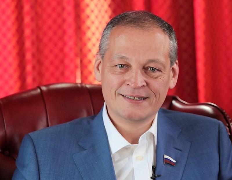 Айрат Хайруллин, депутат Госдумы