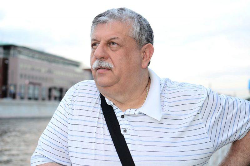 Умер Борисов