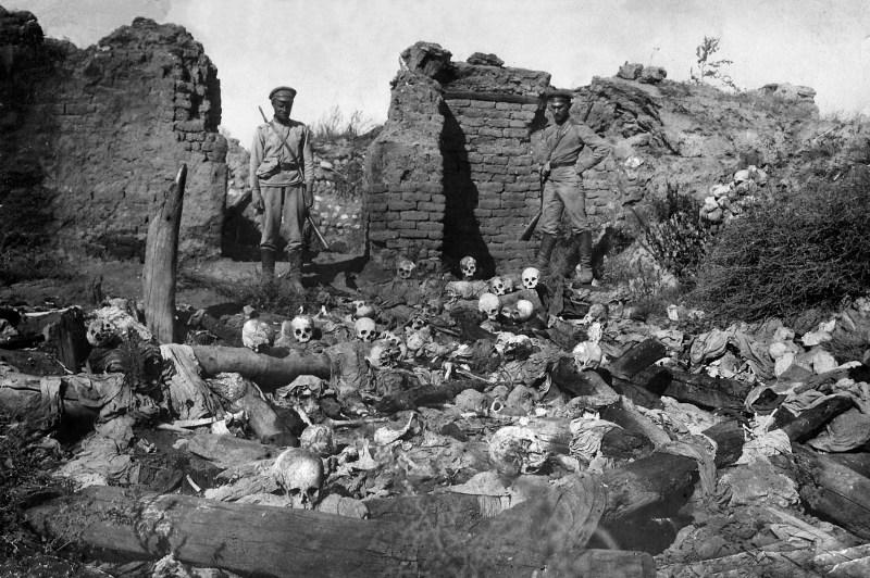 резня армян в Турции