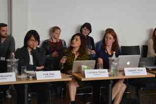 DSC_0410 Konferenz Diskussion Yuk Luciana Isabell