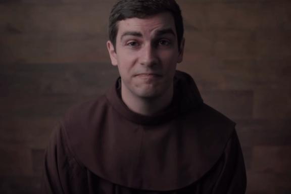 Fr. Casey Cole Breaking in the Habit