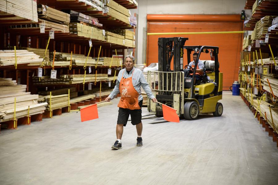 The Home Depot Hiring Associates Across All Arizona Stores
