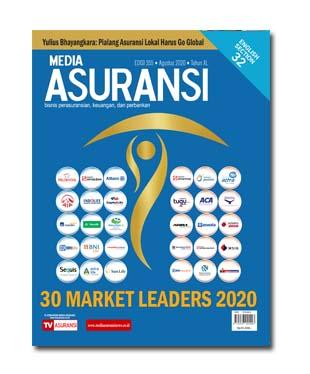 Majalah Media Asuransi Edisi Agustus 2020