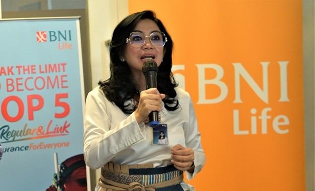 BNI Life ResmikanTelesalesCenterPalma Jakarta
