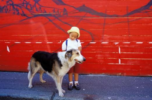 MediaBakery_FOG0004869 Girl and Dog