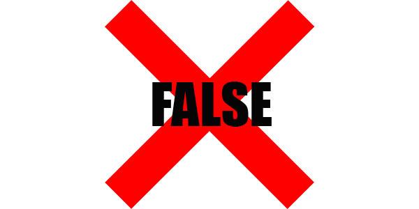 fact check donald trump tweets a previous false claim about general