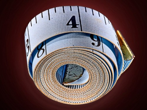 Image of Tape Measure via Randen Pederson/Flicker; used under Creative Commons License 2.0