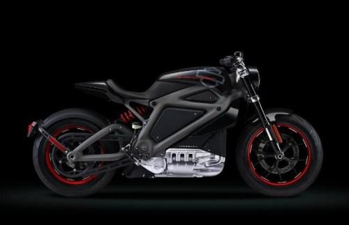 HARLEY-DAVIDSON REVEALS PROJECT LIVEWIRE(TM), THE FIRST ELECTRIC HARLEY-DAVIDSON MOTORCYCLE (PRNewsFoto/Harley-Davidson Motor Company)