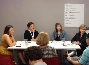 Social Media Club NYC panel
