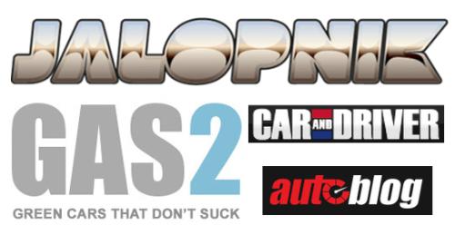 Car Blogs We Love