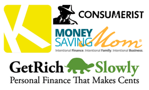 Personal Finance & Consumer Interest Blogs We Love