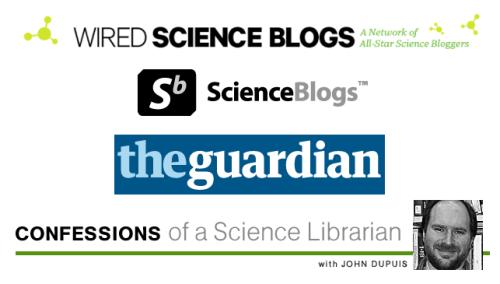 Science Blogs We Love