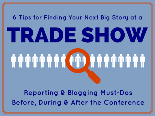 Tradeshow Reporting Tips Final
