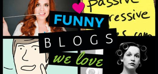 funny blogs header