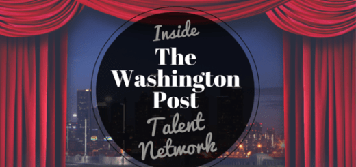washington post talent network