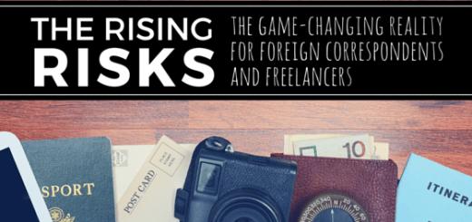 foreign correspondent risks