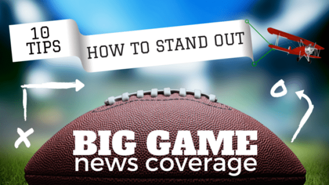 Super Bowl News Coverage