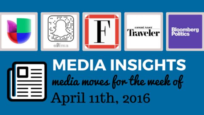 media moves
