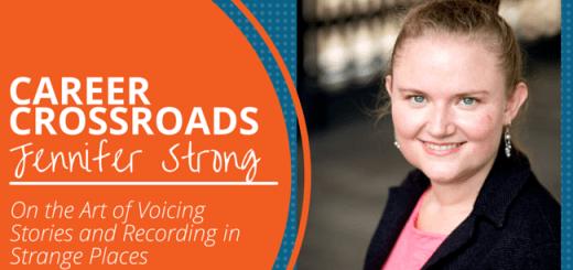 Career Crossroads Jennifer Strong