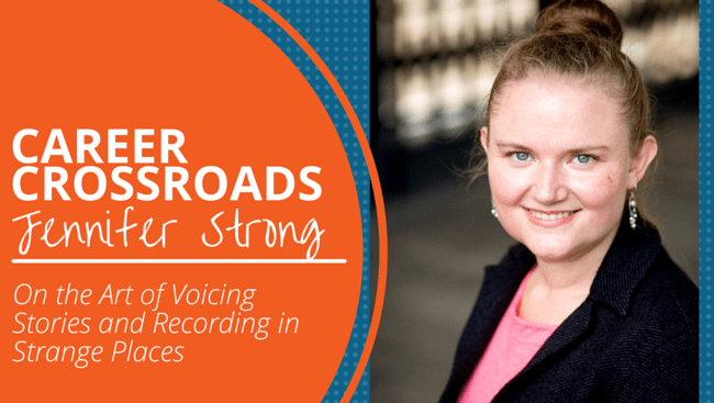 Career Crossroads Jennifer Strong