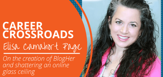 Elisa Camahort Page, co-creator of BlogHer