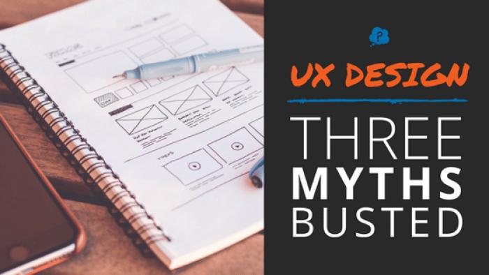 UX Design Myths Busted