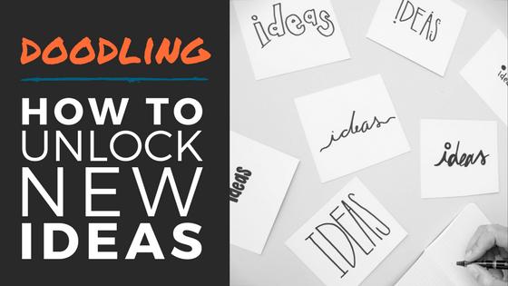 Doodling: Unlock New Ideas
