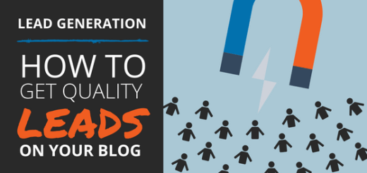 How to get quality leads through your blog