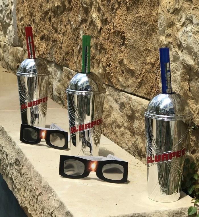 7-Eleven Eclipse Glasses