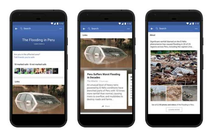 Facebook Introduces a New Center for Crisis Response on Facebook