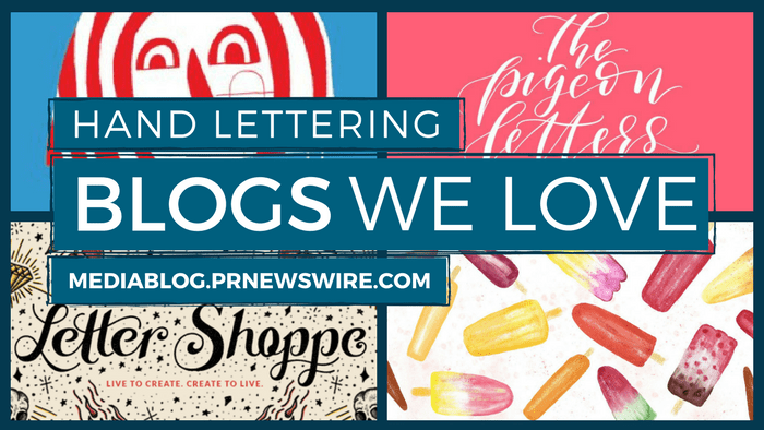 Hand Lettering Blogs