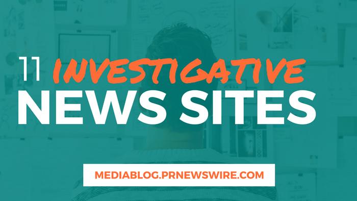 investigate news sites